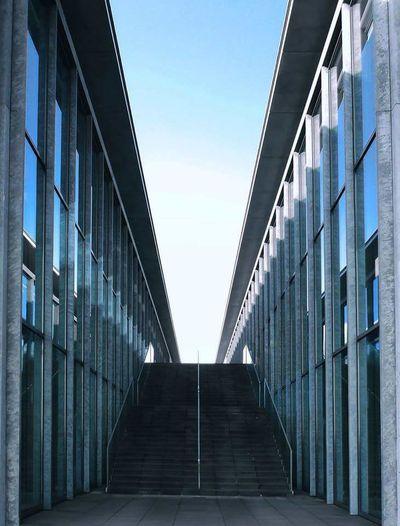 MASS AND VOID Architecturephotography Art Museum Architecturelovers Inbetweenthewalls Steelglassconcrete Ando Tadao Hyogo-prefectural-museum-of-art Kobe Japan Mass VOID