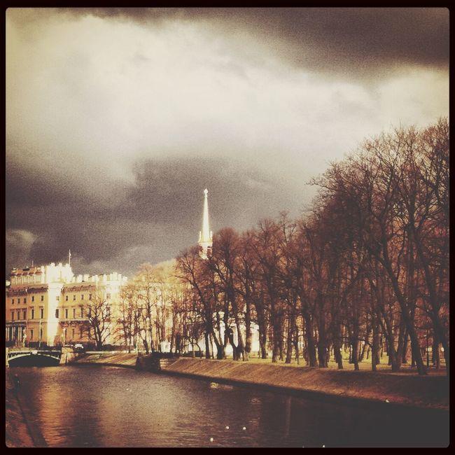 Прекрасный город Санкт-Петербург❤️
