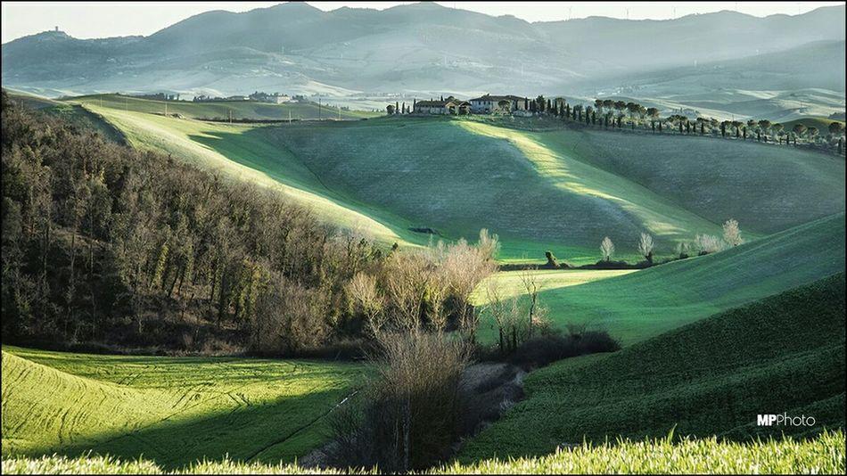 Tuscany Rolling Hills EyeEm Best Shots - Landscape Landscape_Collection Eye4photography  Eye Em Best Shots