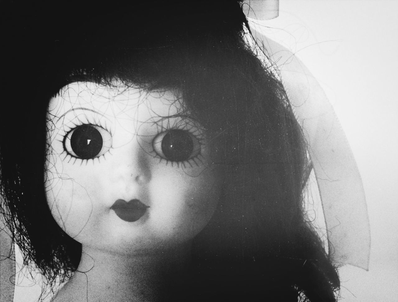 Close Up Of Doll