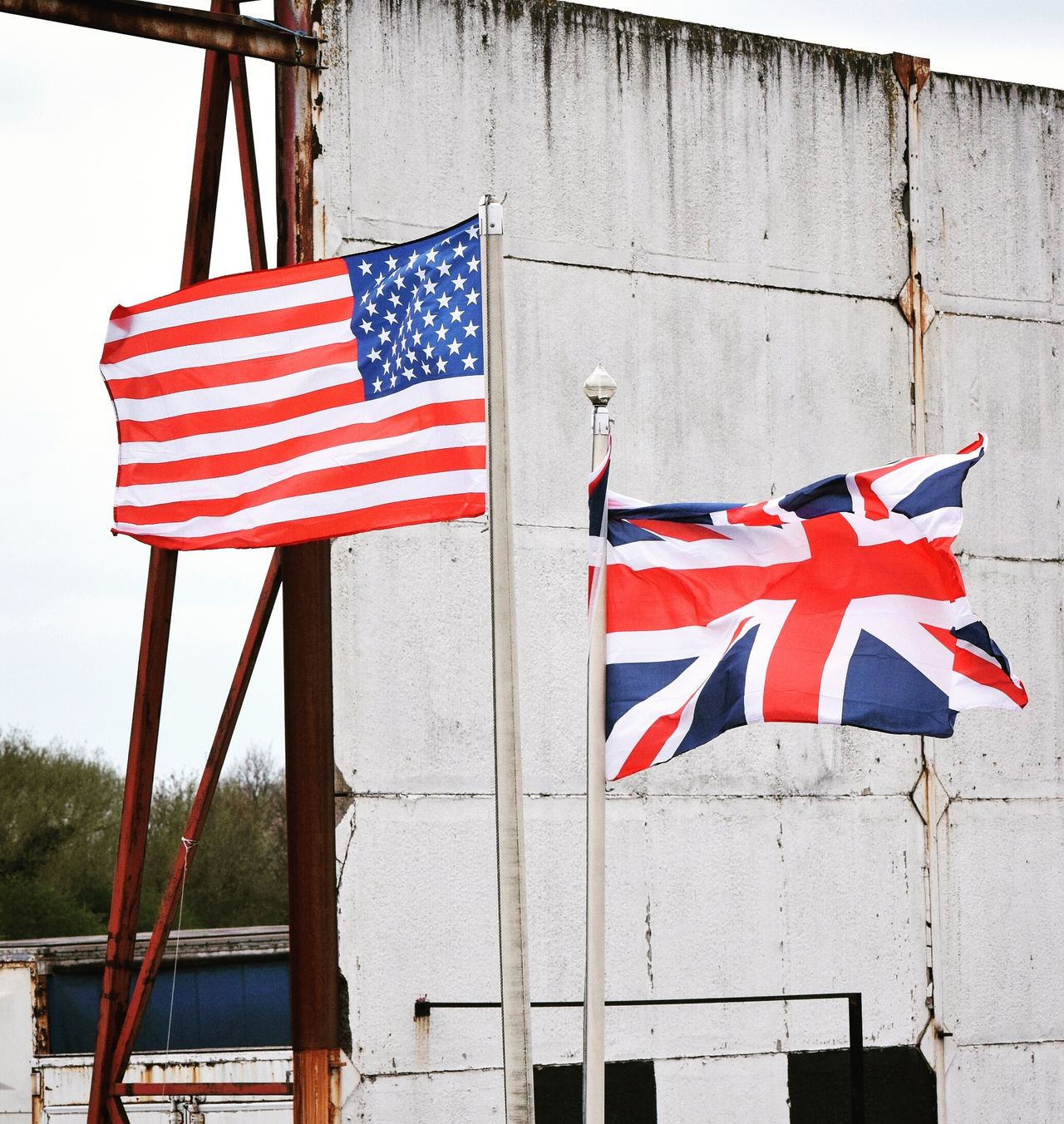 Beautiful stock photos of flaggen,  American Flag,  Architecture,  British Flag,  Built Structure