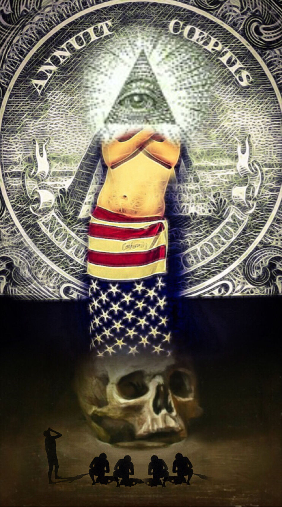 Photographic Approximation OpenEdit Homage The Last Free American