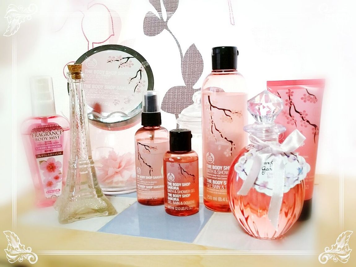 私の好きな香り? 桜 香り Pink Love