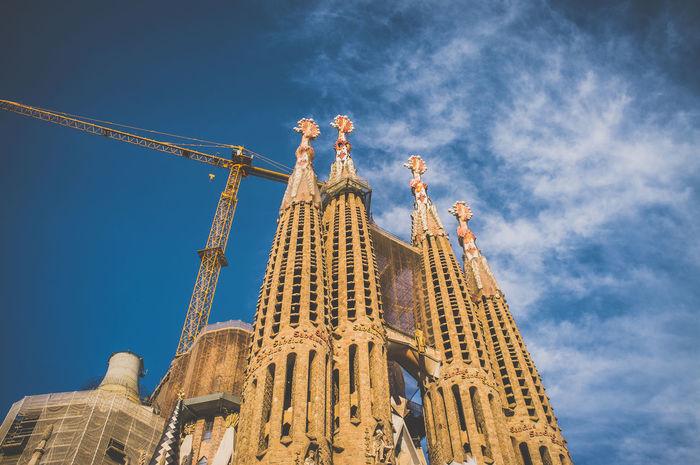 Barcelona, Spain Amazing Antoni Gaudí Antonigaudi Architecture Art ArtWork Barcelona Barcelona, Spain Beautiful Europa Europe Fujifilm_xseries Fujixseries Gaudi Impressive Mustsee Mustvisit Sagrada Familia Sagrada Familia Sagradafamilia SPAIN Spain ✈️🇪🇸 Spain♥ Spanien Unbelievable