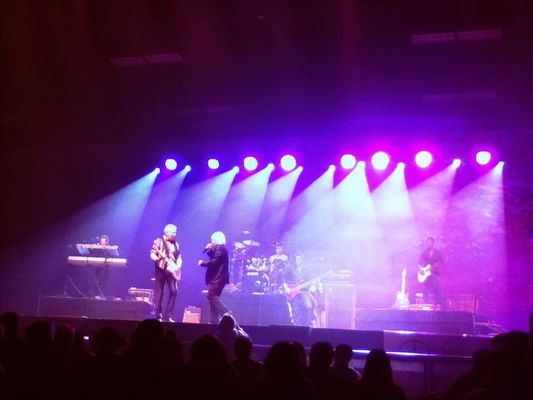 Air Supply at McAllen Convention Center by ErikaPeña