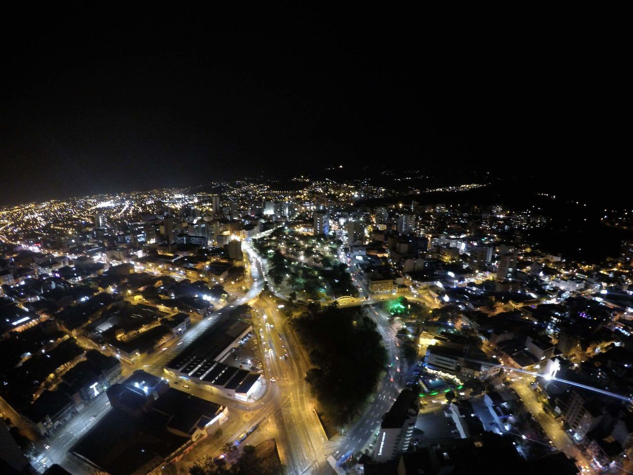 First Eyeem Photo City Cityscapes Calico Streetphotography Santiago De Cali Urban Landscape Roof Tops Colombia Gopro Goprohero4 Gopro Shots Goprophotography Goprouniverse GoPrography