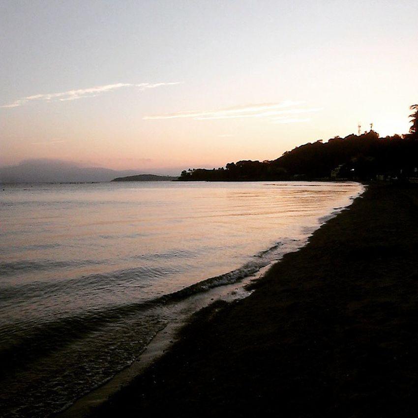 Praia de Sambaqui 😊 FinalDeTarde Praialinda Summer Nature