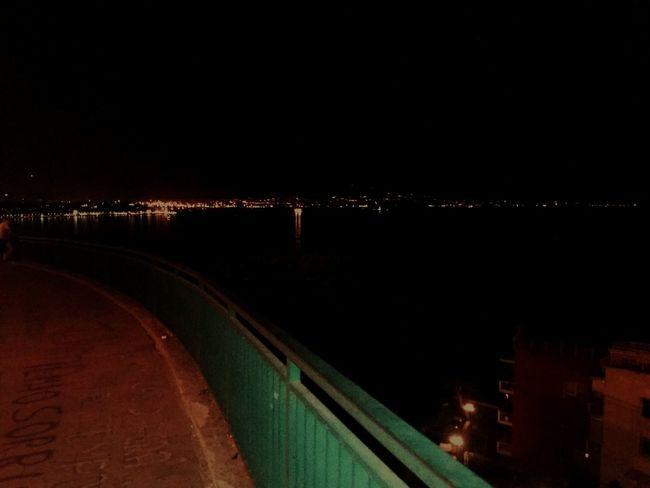 Night City Tranquil Scene Amo❤ Napoli ❤ InfinityLove