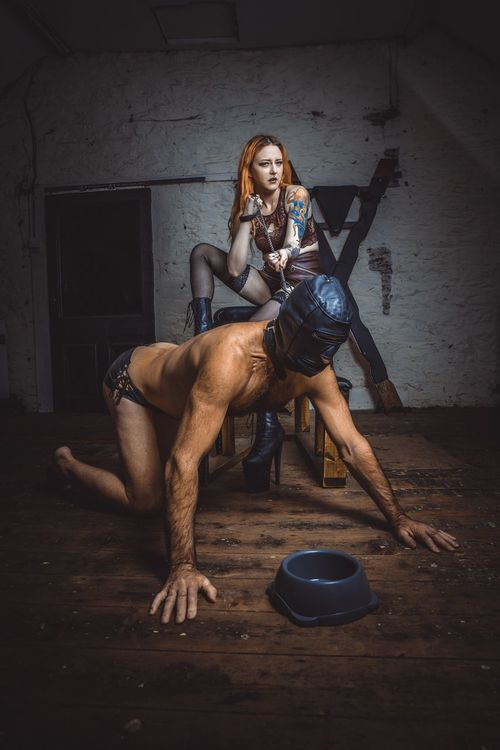 Full Length Indoors  Women Young Adult One Person Lifestyles Young Women Portrait Muscular Build Adult Adults Only People Day Fetish Fetish Model Kink Femdomme Sexygirl Dungeon
