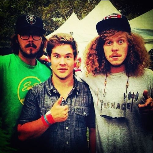 Workaholics should be my first picture on here.