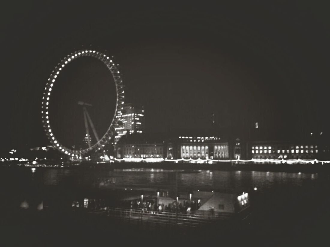 """""""If you're tired of London you're tired of life"""" London Love LondonEye"""