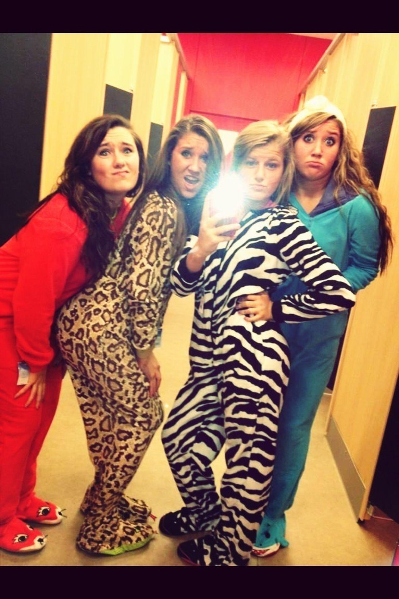 Footie Pajamas