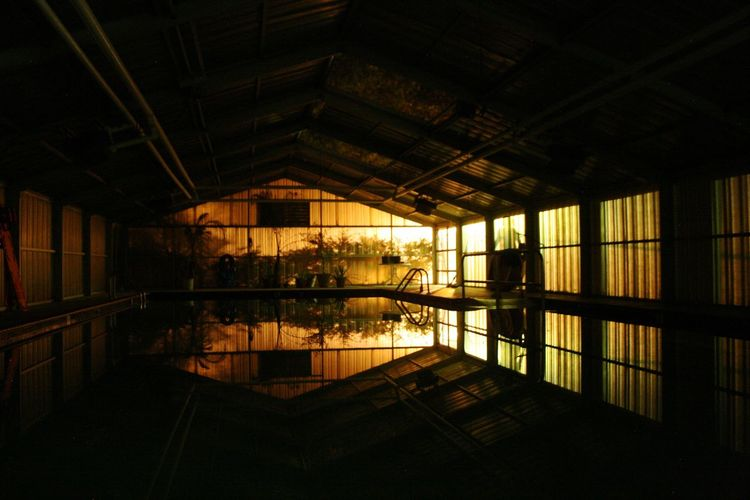 Architecture Built Structure Illuminated Night Time Reflection Water Reflections First Eyeem Photo