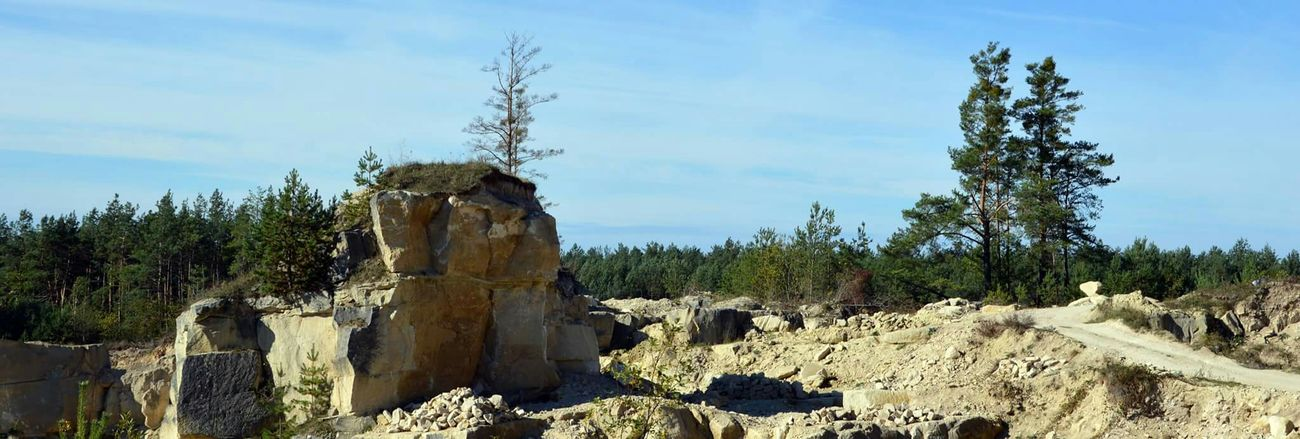 Quarry Taking Photos Poland View Polska Nationalpark Schooltrip LastSchoolTrip Roztocze