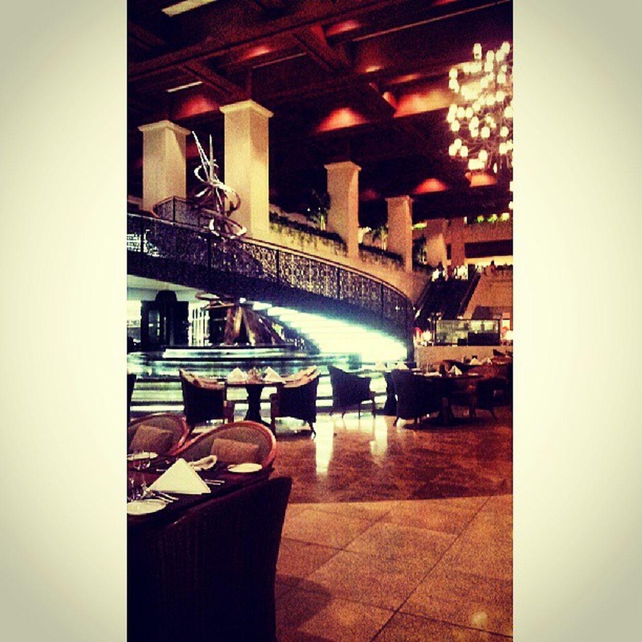 Spiral Sofitelmanila Sofitel Luxuryhotel Itsmorefuninthephilippines travelphilippines phonephotography samsungphotography s2photography