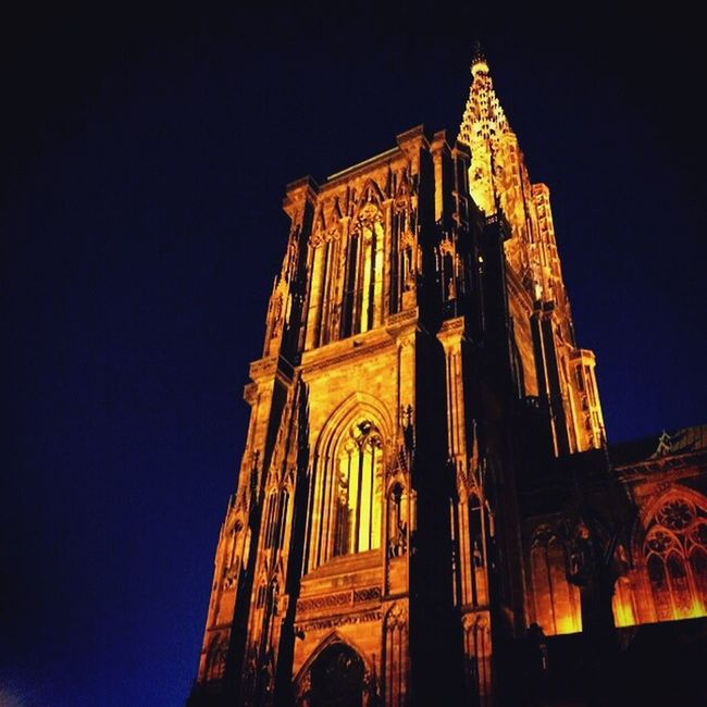 Cathedralenotredame Notre-Dame Cathedrale Strasbourg