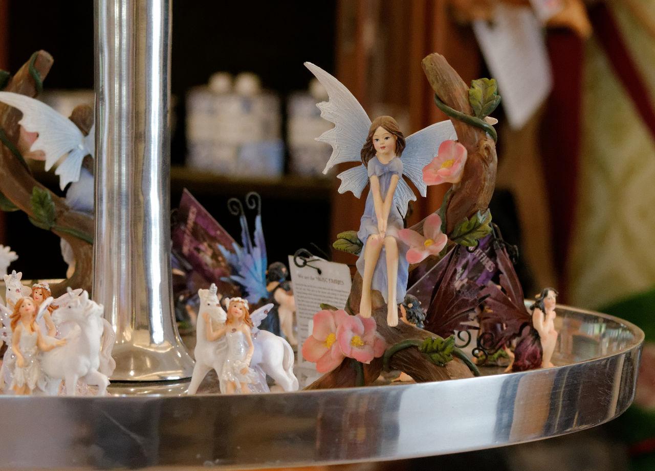 Beautiful stock photos of elfen, retail, indoors, no people, close-up