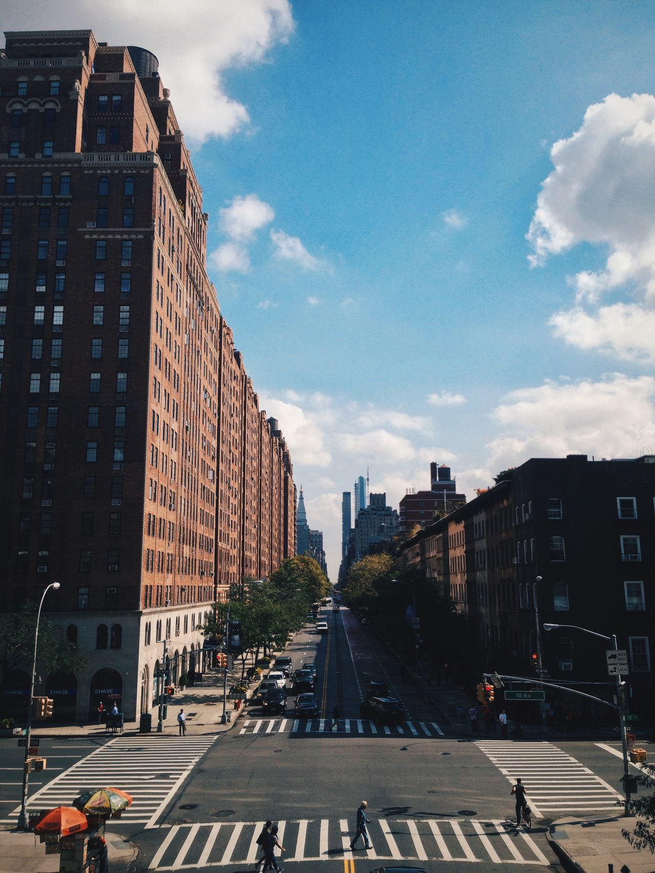 Architecture City City Life Crossing High Line Park New York New York City NYCrossings Street Summer Travel USA Wanderlust