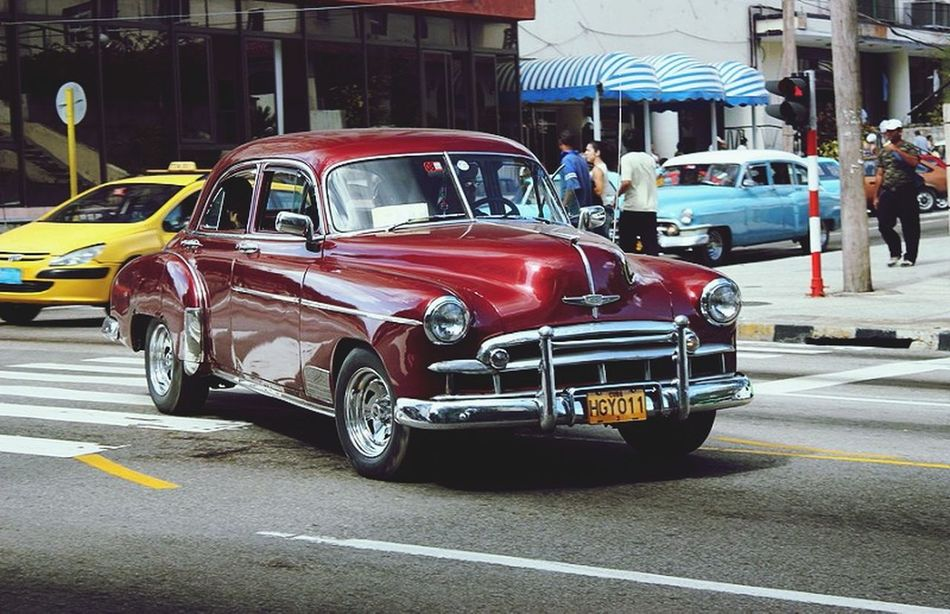 I Love My City La Havana City Havana La Habana La Havana Cuba Cuba Collection Cuba Streets Cuban Cars Cuba Car Vintage Cars