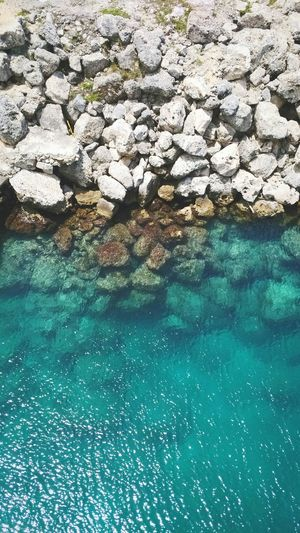 Beach Beachphotography Outdoors Nature Day Water Beauty In Nature Watercolor Rocks Rocks And Water