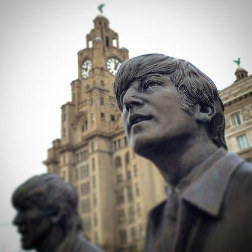 John Lennon Liverpool, England Liverpool Taking Photos Liver Bird