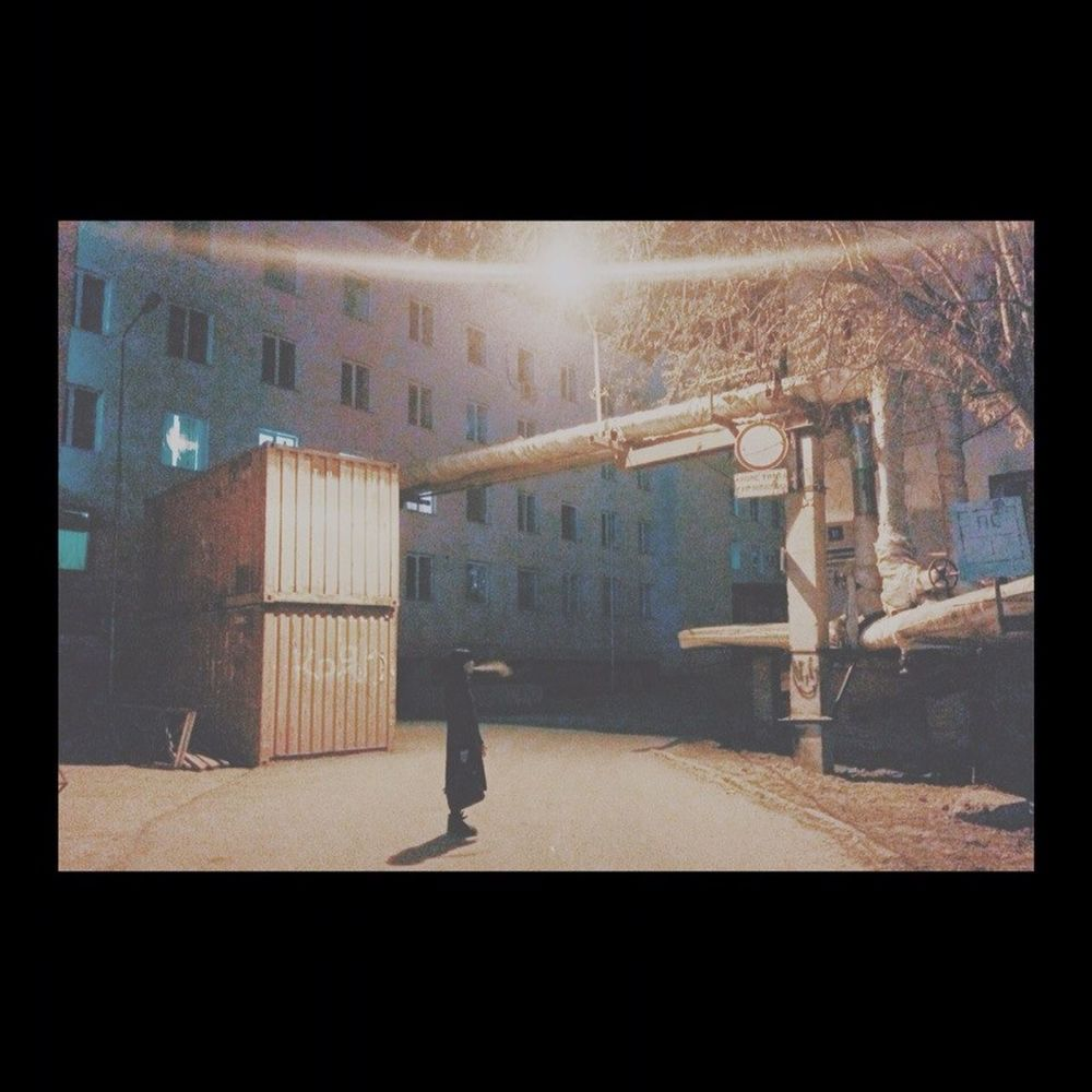 Yakutsk, Walking