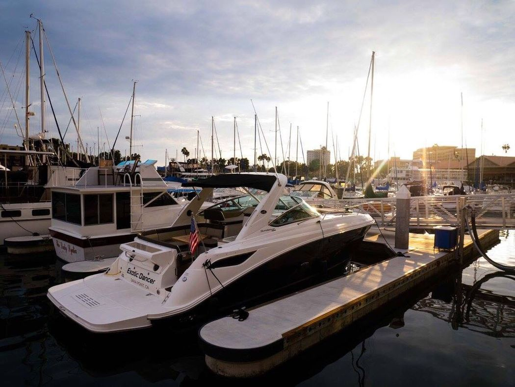 First Eyeem Photo Marina Marina Del Rey Marina Park Boats Boats⛵️ Boatparked Boats And Water Sunset Sunsetontheboat Sunsetlover