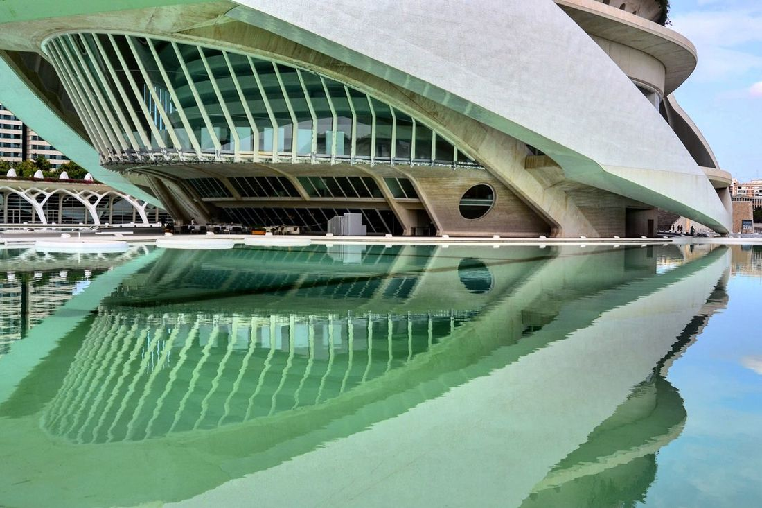 Organic Architecture Water Built Structure Nautical Vessel Day Outdoors No People Building Exterior Sky