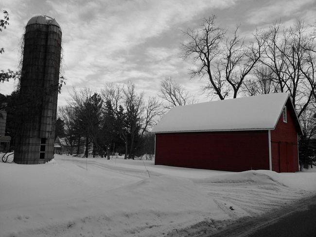 Eyeem Barns Urban Geometry Eye Em Snowscapes Winter 2013-2014♥