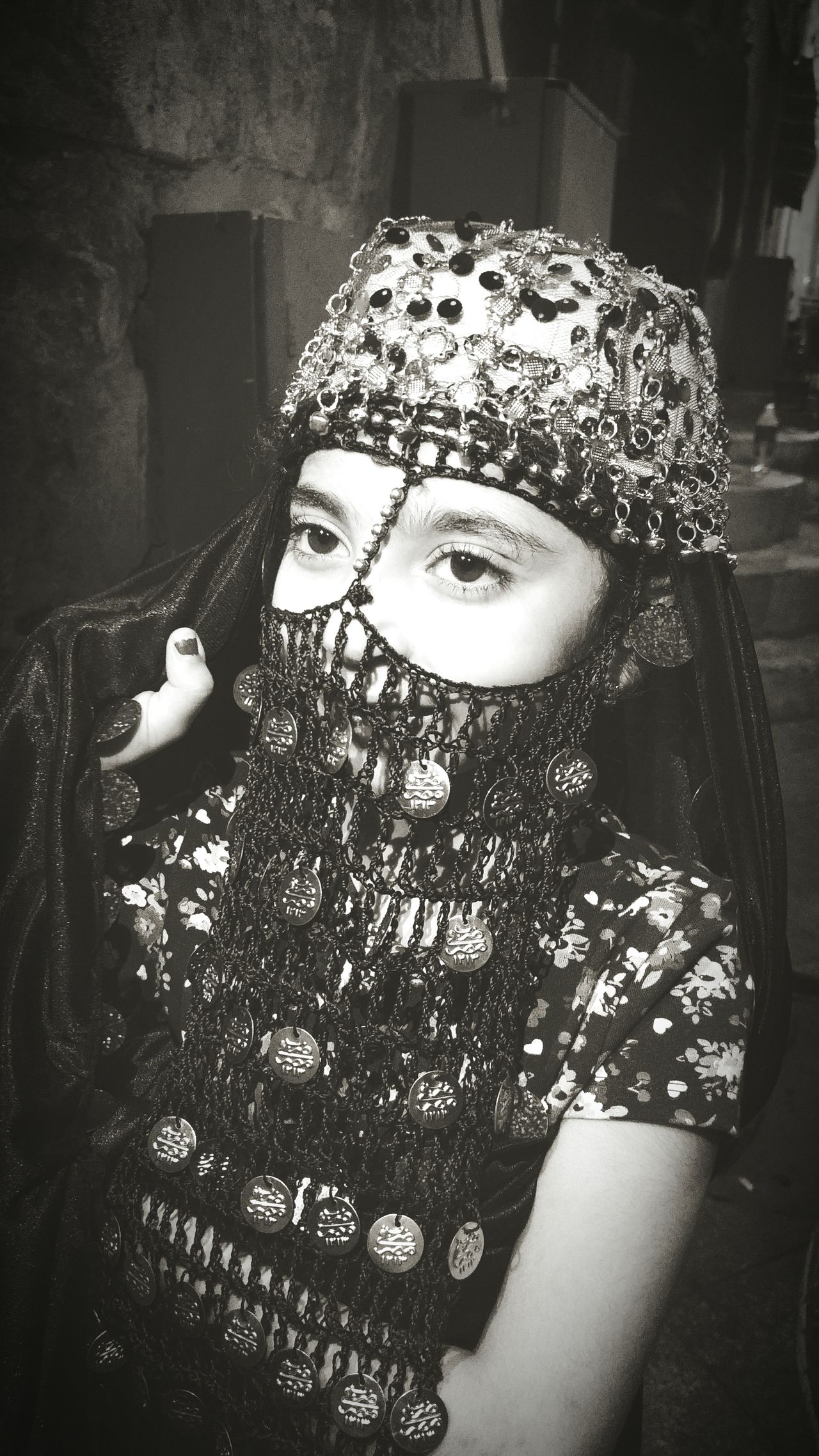 Arabian Girl Young Arabic Turkish Old Old Is Gold Black & White Cairo Egypt Egyptian Khan Al Khalili First Eyeem Photo