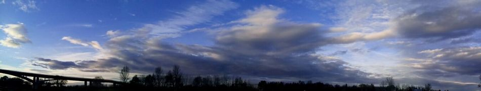 Sky Cloud - Sky Outdoors No People Nature Hello World