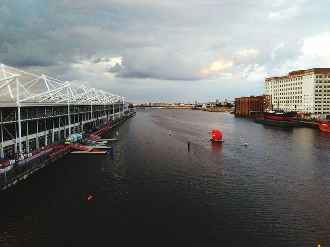 London docks Colour Of Life Pivotal Ideas