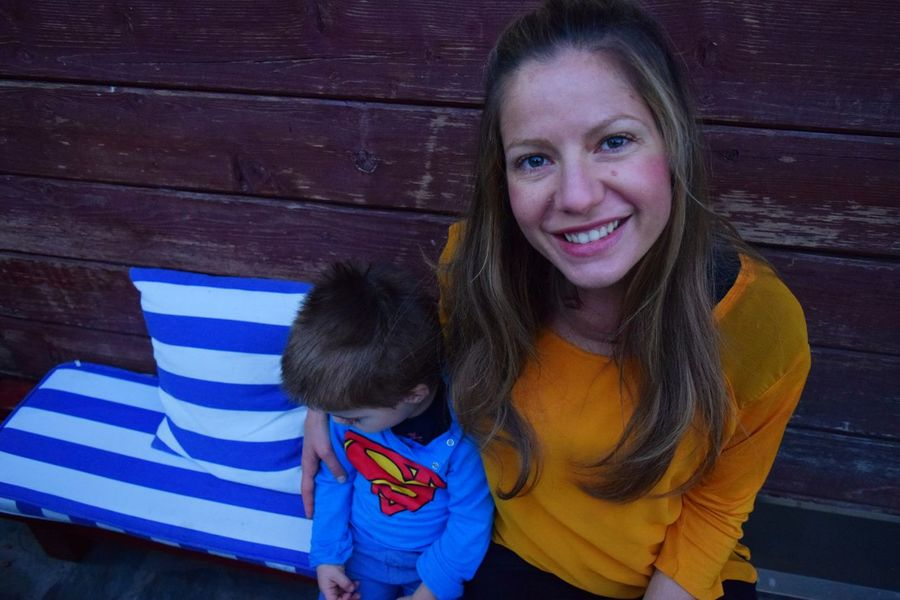 Superman Mother Mother And Son Mother And Child Superman's Mother Portrait Wooden Background Stripers White And Blue Marin Stripe Sailor Stripes Sailor Design People And Places TakeoverContrast Women Around The World The Portraitist - 2017 EyeEm Awards Mix Yourself A Good Time Press For Progress