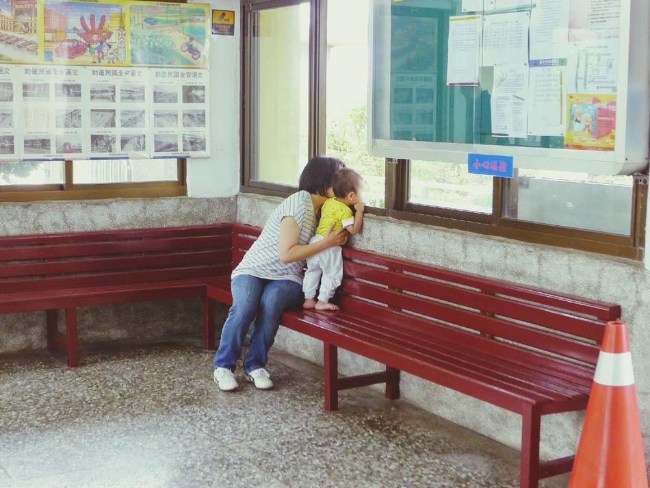 白沙屯車站