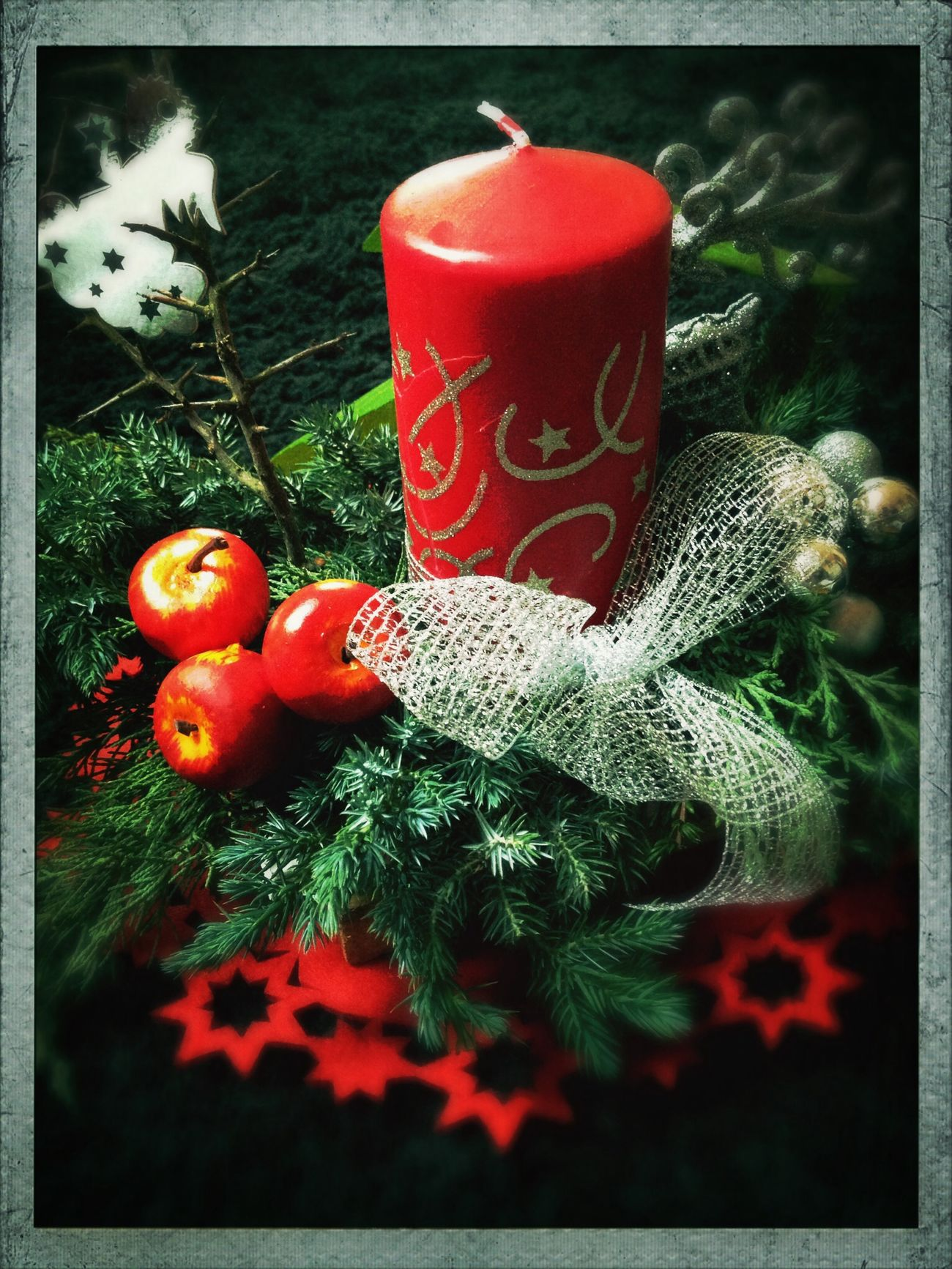 1. Advent EyeEm Best Shots - My World My Christmas Decoration a beautiful 1st Advent to my friends! ❄️?