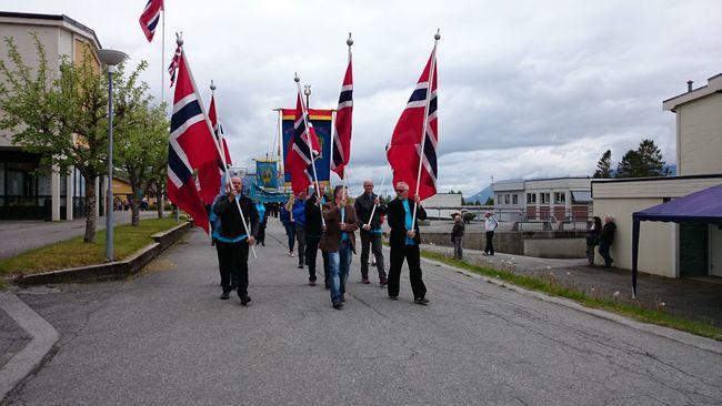 Norway Eide På Nordmøre Taking Photos