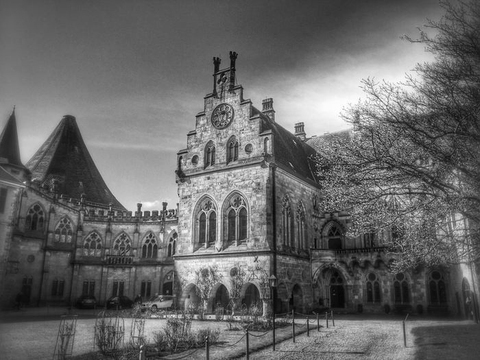 Holiday Hdr_Collection Architecture Nice Atmosphere Black&white