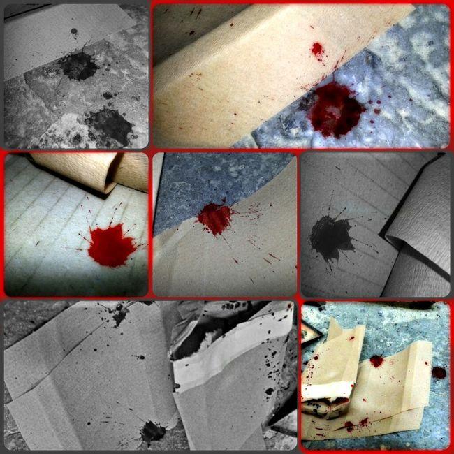 On The Phone... Red Blood Texture Warehouse Taller Texturas Eye4photography  ...RutinA... Almacen Workhouse Mojo Filter Rojo Sangre Phone Edited
