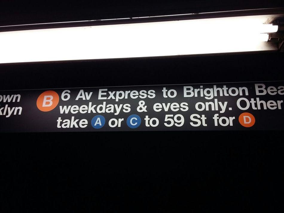 6 Av Express. · New York City New York New York ❤ USA Manhattan 6 Ave Metro Station Metro Sign Subway Station Subway Sign Metro Public Transportation Signage Letters Black