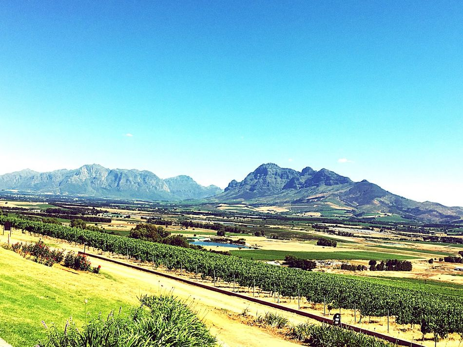 Spiceroute Mountain Landscape Nature Scenics No People Cape Town