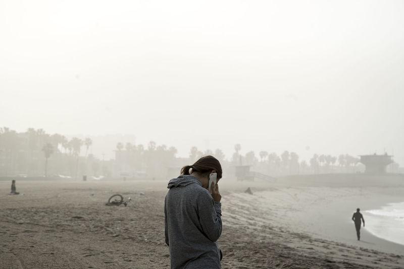 Beach Beach Life Beach Photography Beachphotography Beautiful California Hollywood La Lifestyles Los Angeles, California Palms Phone Winter