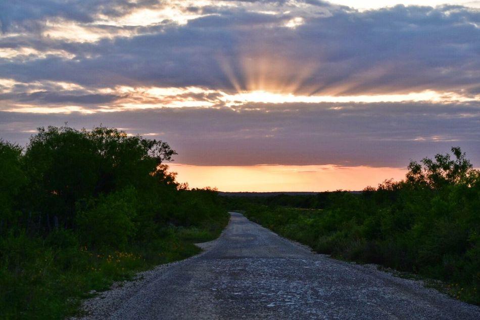 Sunset Cloud - Sky Backroads