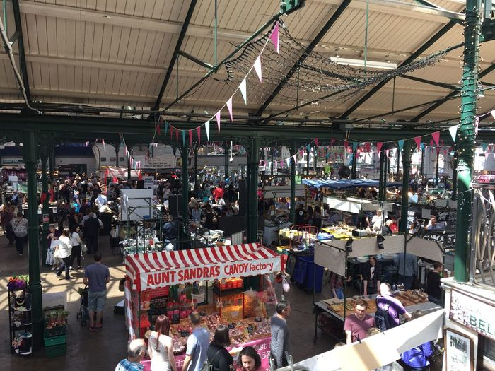 St George's Market. Belfast