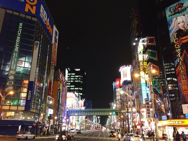 Night Walk Night Lights Nightphotography Akihabara EyeEmBestPics Tokyo,Japan Neon Lights Night Shot Nightlights