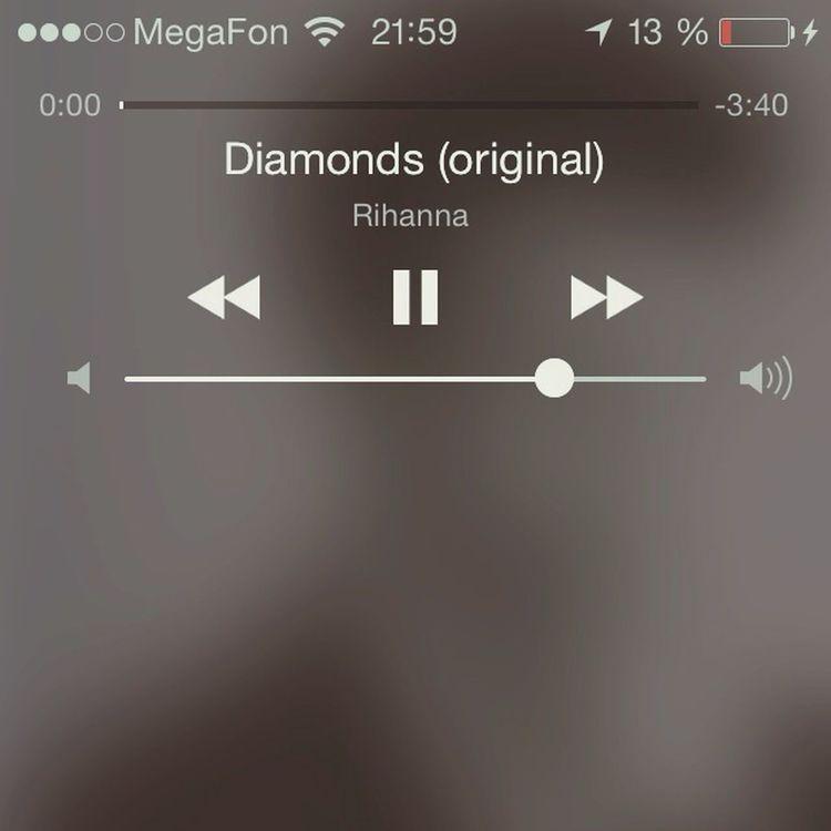 Rihanna Diamonds Music
