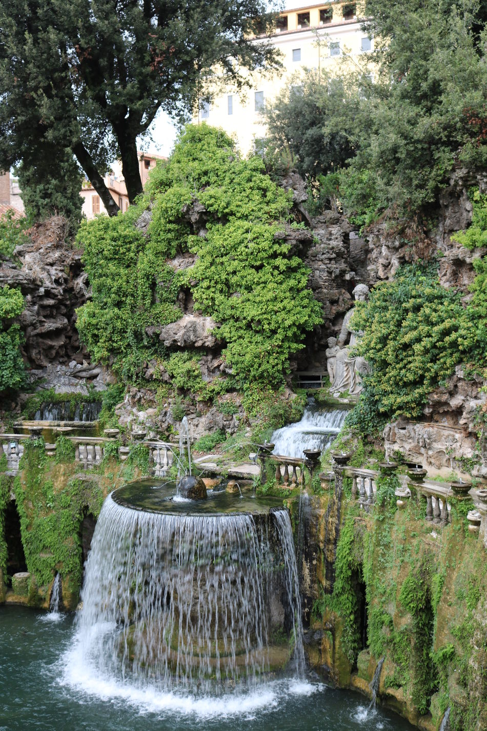 Tivoli, Villa D Este and Garden Beauty In Nature Day Flowers,Plants & Garden Freshness Growth Italy Japanese Garden Nature No People Outdoors Scenics Tivoli Tivoli Garden Tranquility Tree Villa D'Este Water Waterfall
