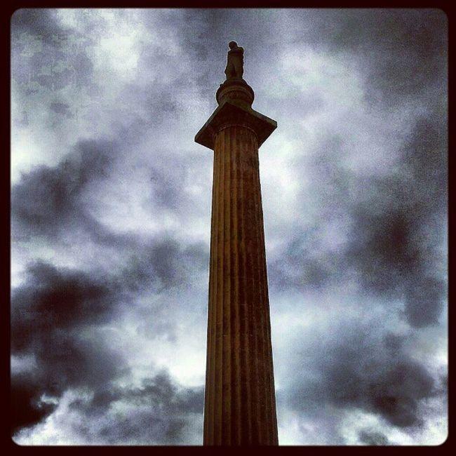 'Look up' SirWalterScott Column Georgesquare Glasgow  Scotland Historical Architecture architectureporn Cloudporn sky skyporn igscout igscotland igtube igaddict Igers igdaily Tagstagram most_deserving instagood instamob instagrammers picoftheday bestoftheday Primeshots