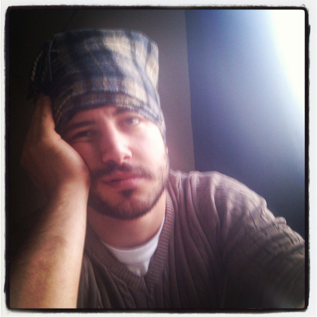 Scarf Atki Beard Sakal lesson ders boring sıkıcı