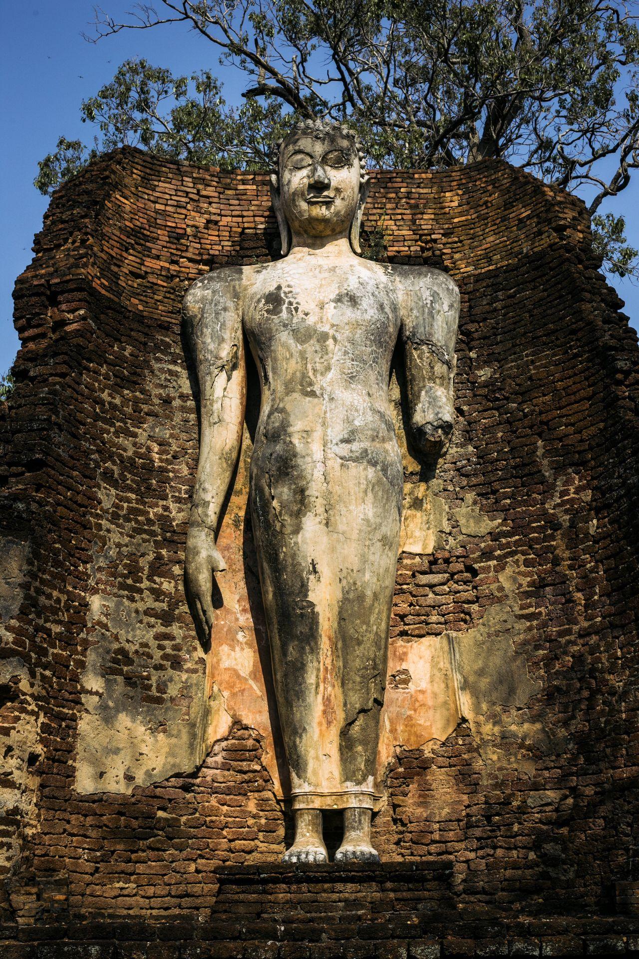 Sukhothai Sukhothaihistoricalpark Sukhothai Historical Park Sukhothai, Thailand Buddha Buddha Statue Buddha Image Buddha Art