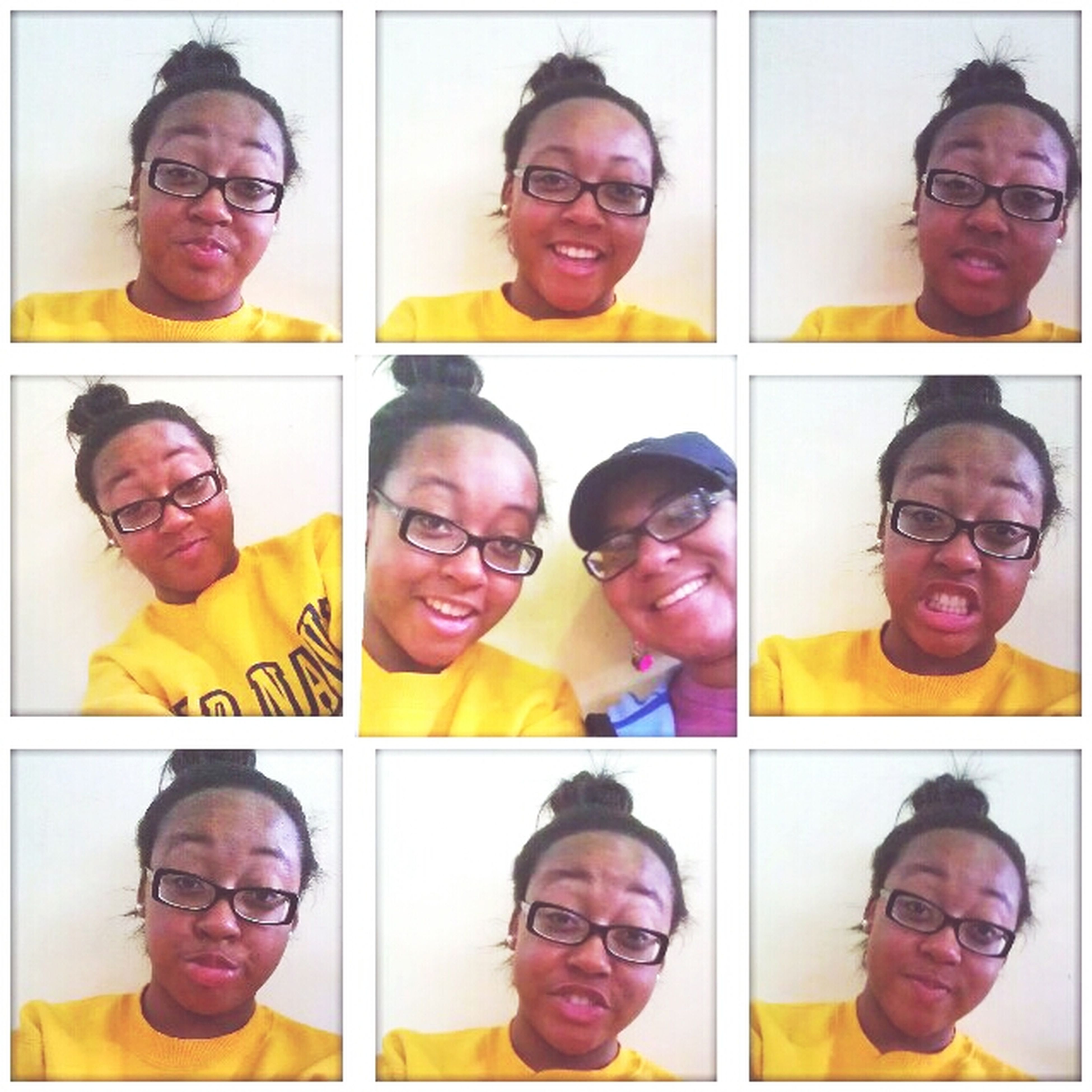 Many Faces Of Me And My Mama